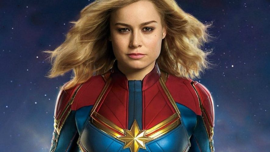 Captain Marvel's Cast Lands In Singapore For A Special Fan Event At