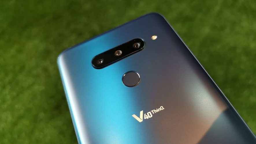 Change Your Perspective With LG V40 ThinQ's Five Cameras