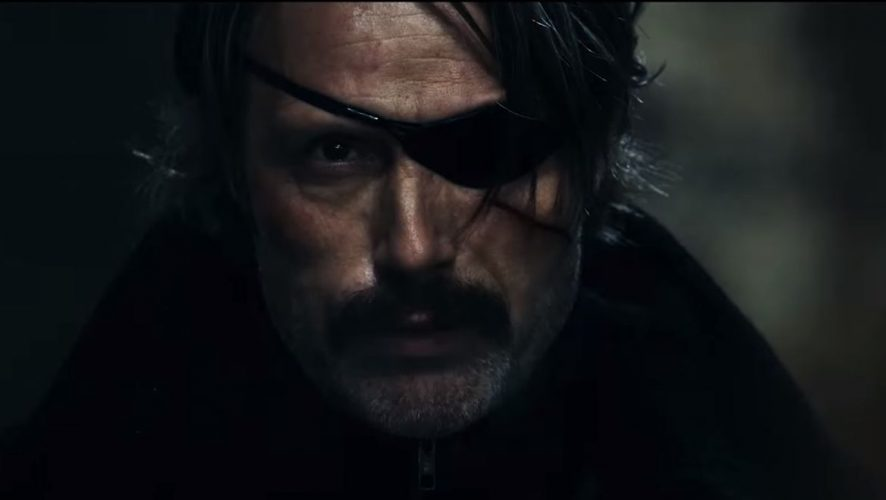 Mads Mikkelsen Channels Metal Gear Solid S Big Boss For