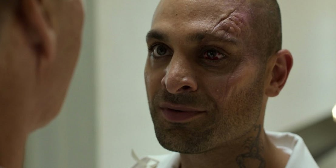 Michael Mando as Scorpion