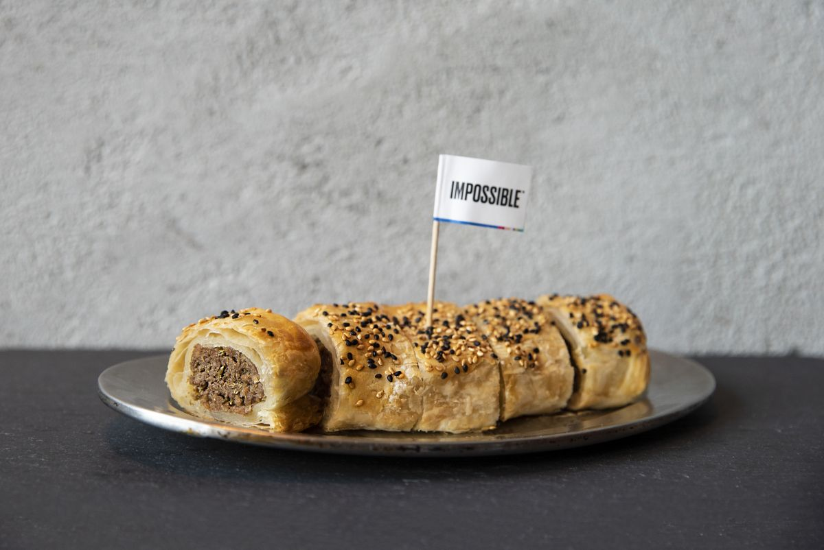 The Impossible Sausage Roll by Adrift
