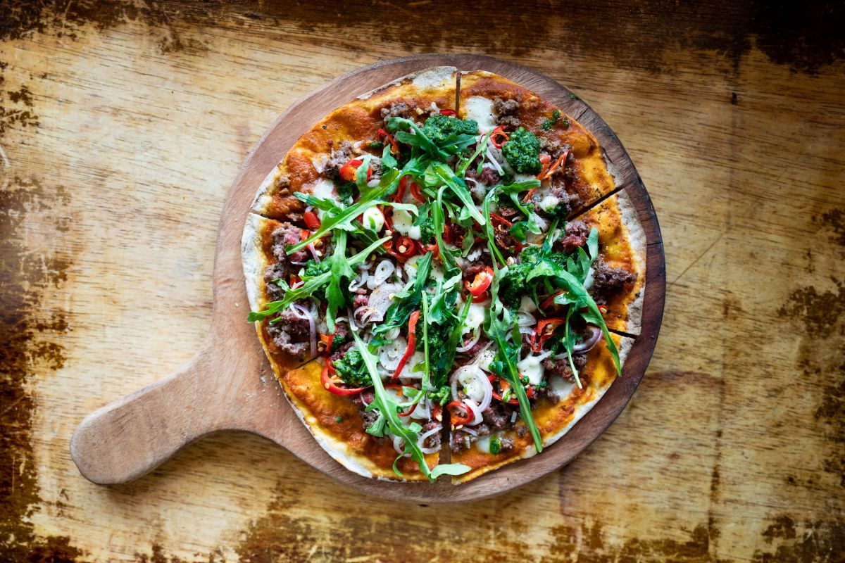 The Impossible Flatbread by Bread Street Kitchen