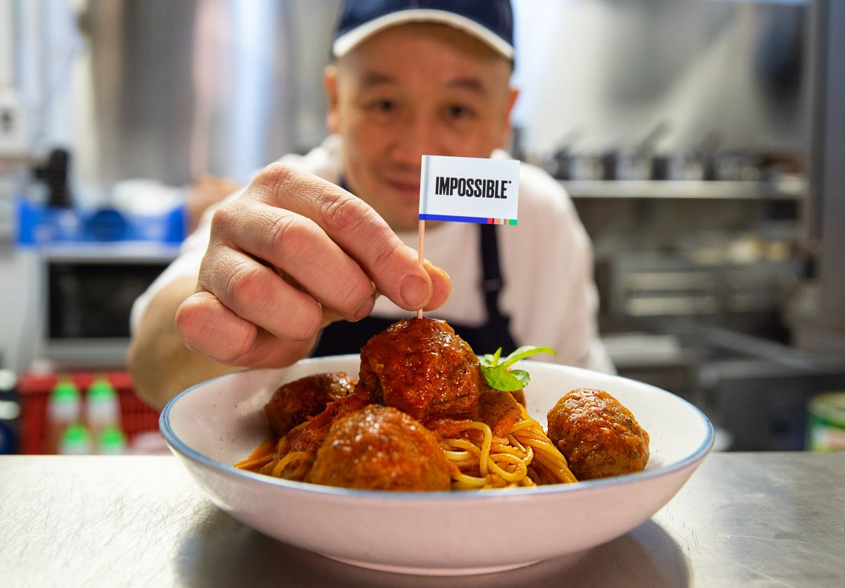Juicy Lucy Meatball Spaghetti by Prive Orchard