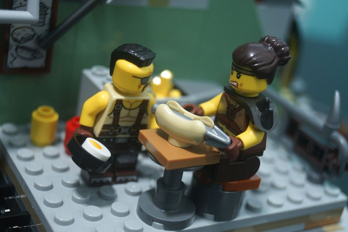 Geek Review: LEGO Welcome To Apocalypseburg 70840 | Geek Culture
