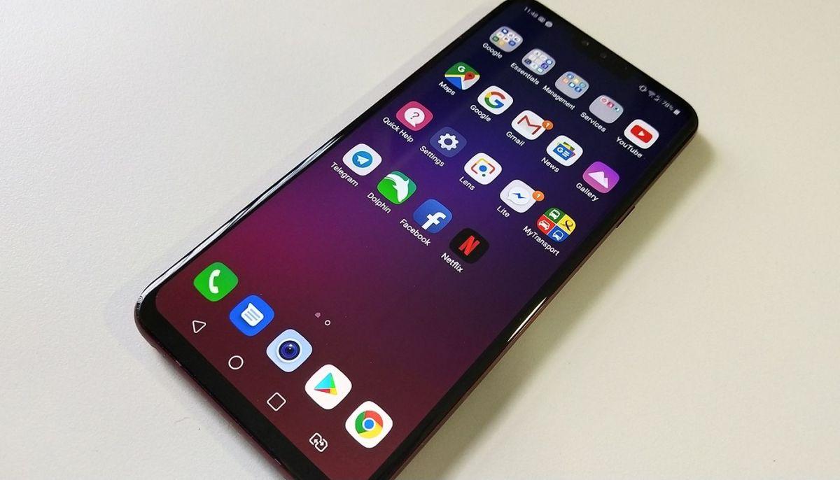 Geek Review: LG V40 ThinQ | Geek Culture