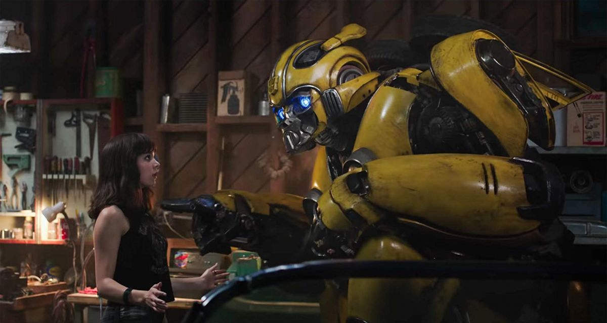Bumblebee Single-Handedly Reboots The Transformers Movie