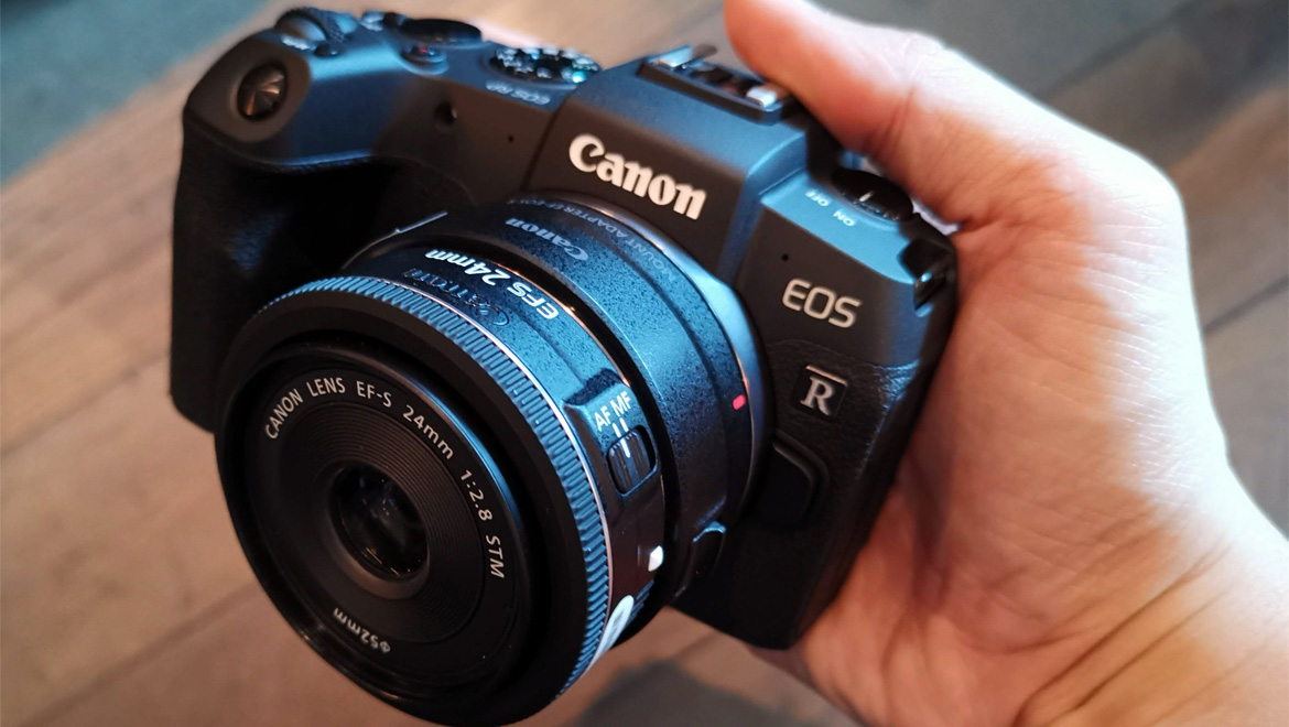 Canon Adds The Eos Rp To Their Full Frame Mirrorless Range