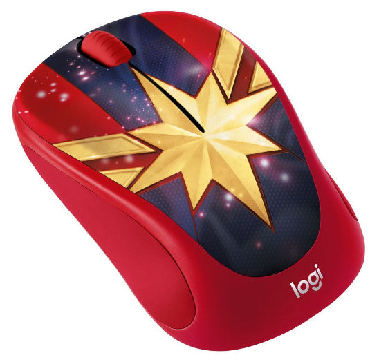 f568bec4284 Previously, we did a giveaway on Avengers-themed Logitech M238 mice, the  designs of which included the likes of Spider-Man, Black Panther, Captain  America ...