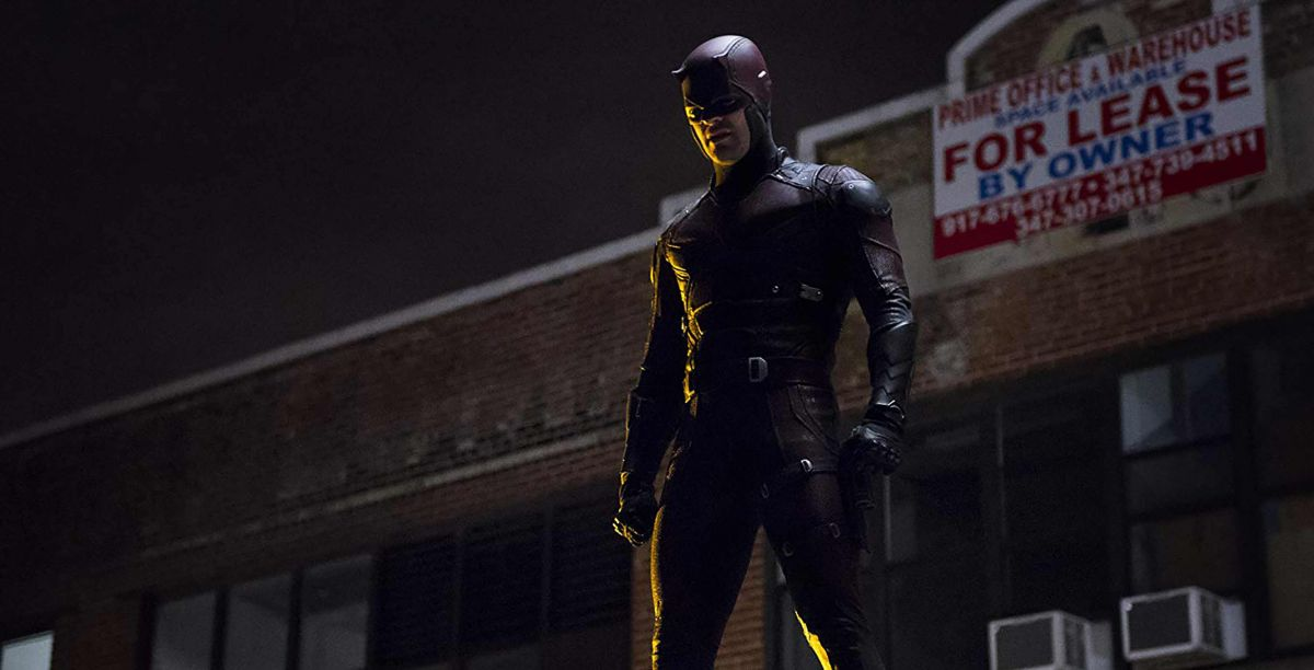 Charlie Cox Returning As Daredevil For The Third MCU Spider-Man Movie
