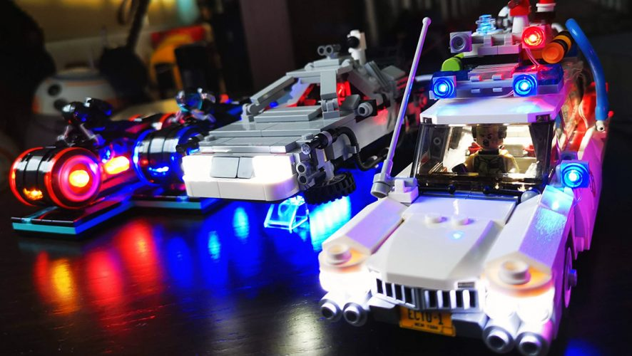 Light Up Your LEGO Sets With These Awesome LED Blocks! | Geek Culture