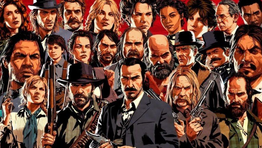 Red Dead Redemption 2 S Voice Actors On Performance Capture