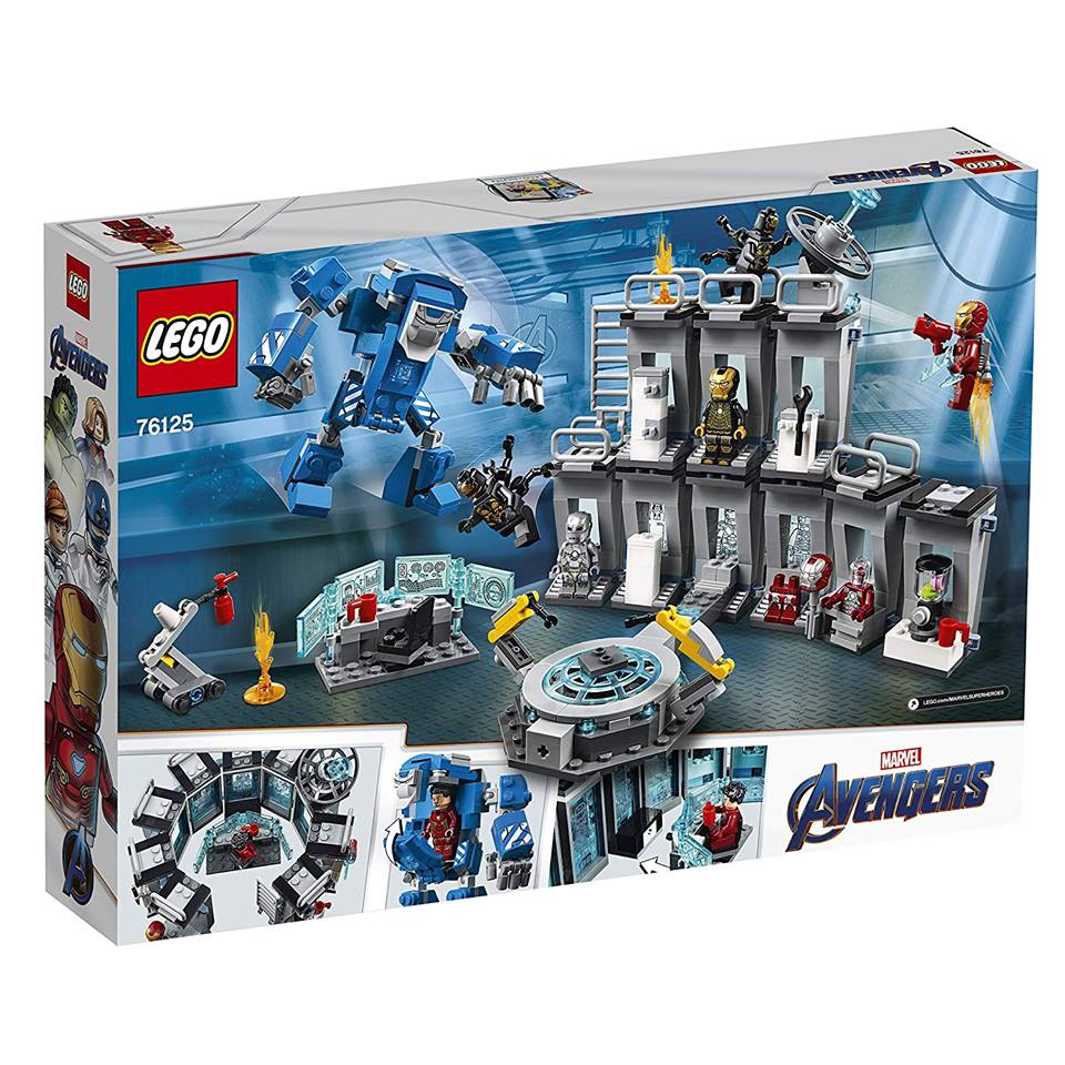Lego Avengers Endgame Sets Leaked By Amazon France Geek Culture
