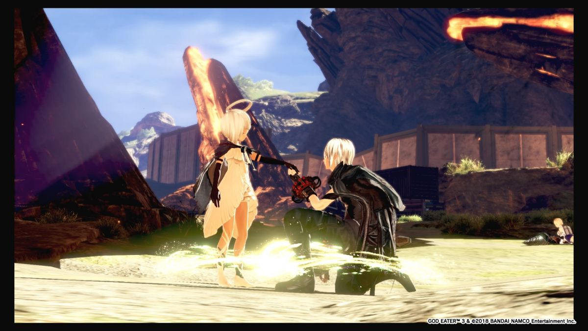 Geek Review: God Eater 3 | Geek Culture