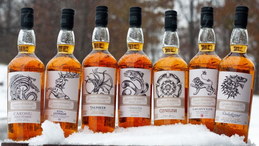 Experience A Taste Of Westeros With The Game Of Thrones Single Malt
