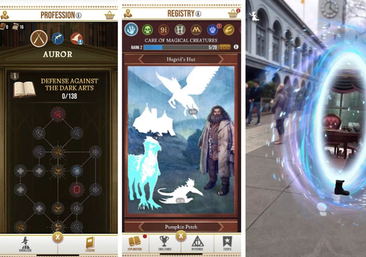 Harry Potter: Wizards Unite Brings On The Magic To Improve