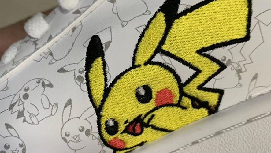 Comprimido planes Incomparable  Gotta Catch All These Pokémon Adidas Shoes! | Geek Culture