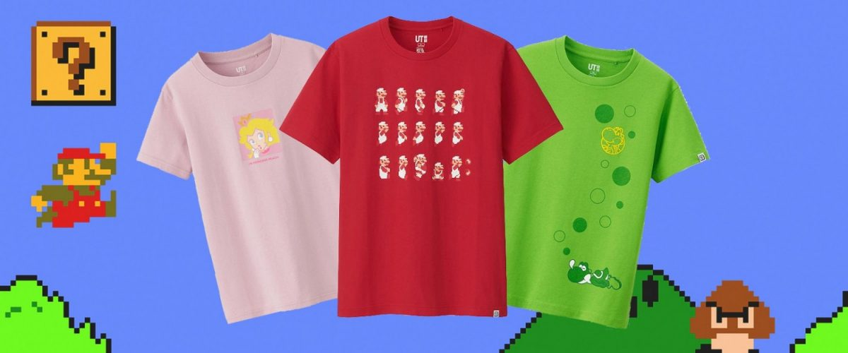 40c2a11a Brand New Uniqlo Nintendo SUPER MARIO FAMILY MUSEUM Tees Are Coming This  April