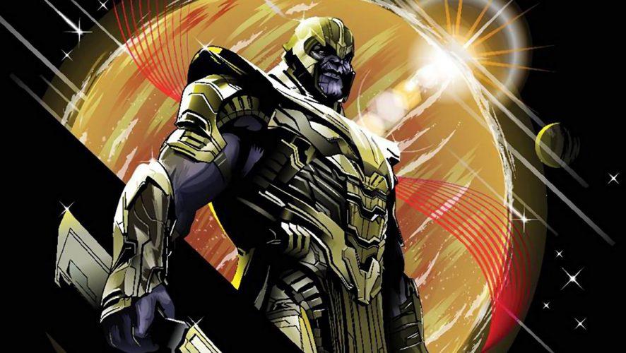 """Citizen V 6/"""" Action Figure Thanos Marvel Legends Avengers Endgame BAF Series"""