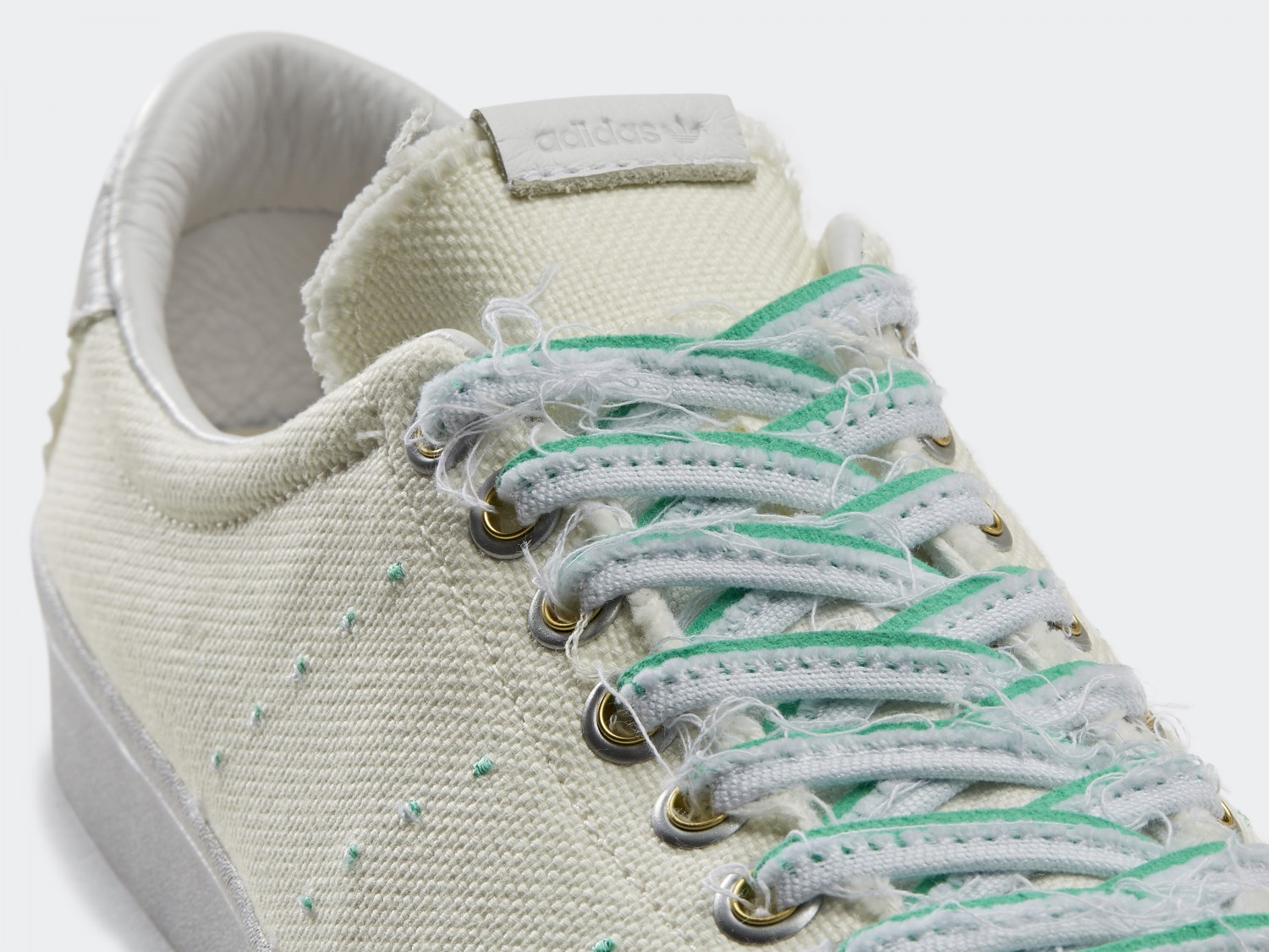 573cd88164d79 Those who purchased the sneakers will receive them in an inside-out Adidas  Original box that they will have to open using a tear strip, and each pair  of ...