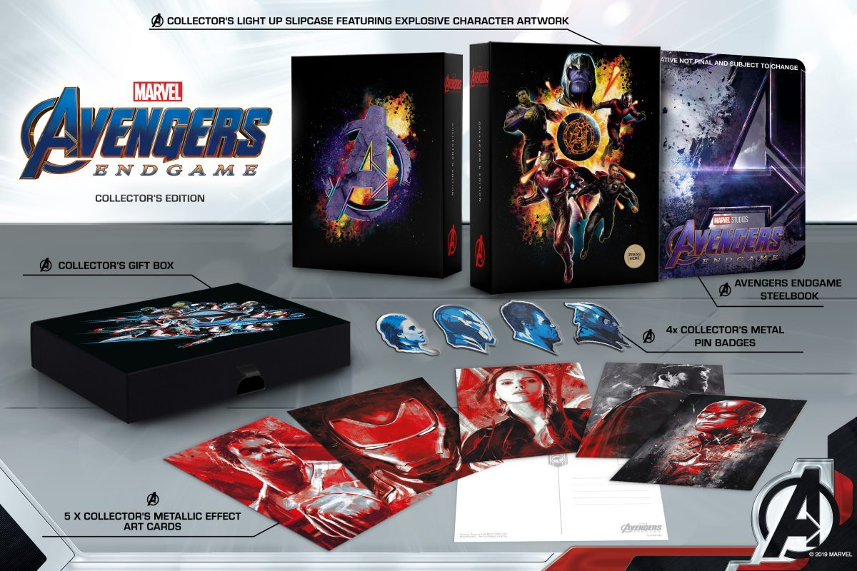 Complete Your Avengers: Endgame Collection With This