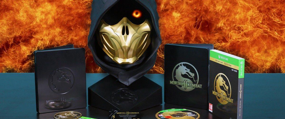 Geek Unboxing: Mortal Kombat 11 Kollector's Edition | Geek Culture