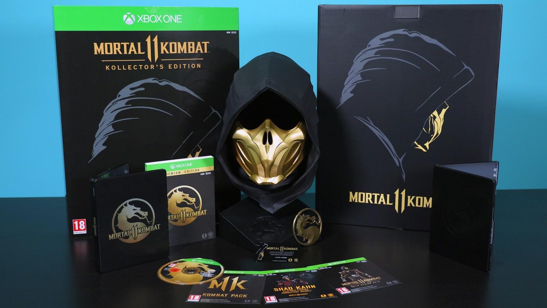Geek Unboxing: Mortal Kombat 11 Kollector's Edition | Geek