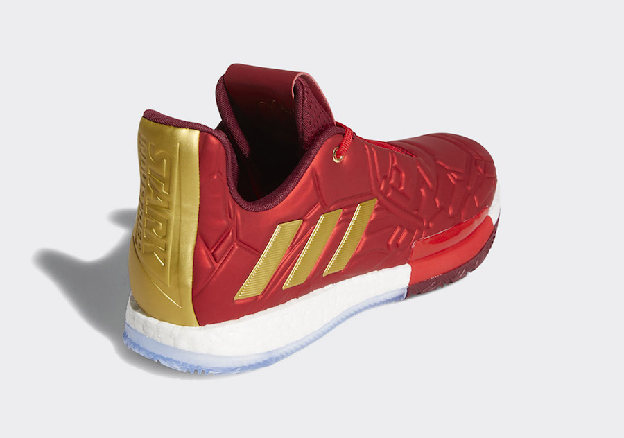Adidas and Marvel Release Spiderman Themed Shoes With NBA