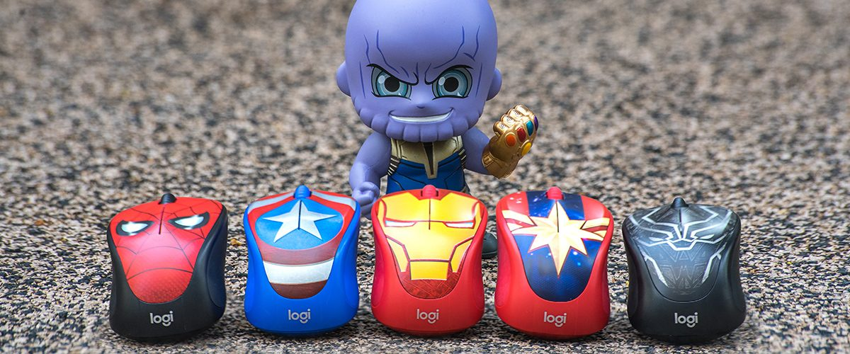 e677ff9fdc2 Geek Giveaway: Logitech M238 Marvel Collection Wireless Mice! | Geek ...