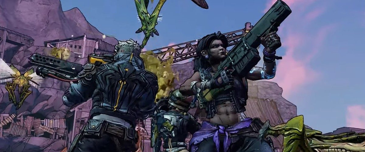 Borderlands 3 Gets A September Release And An Epic Store Exclusive