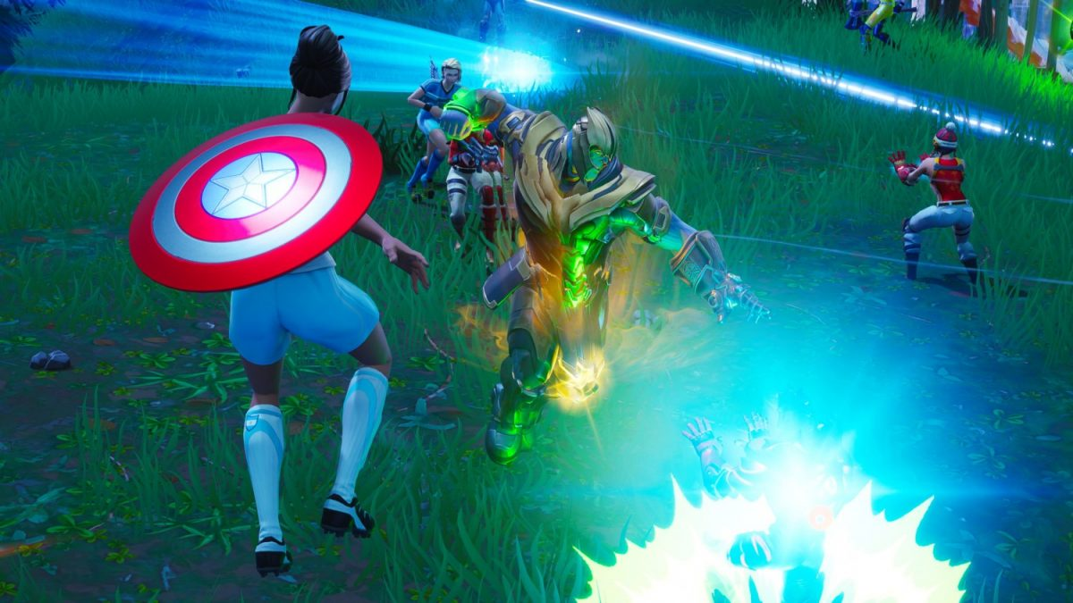 Fortnite's Newest Endgame Mode Gives Players A Chance To