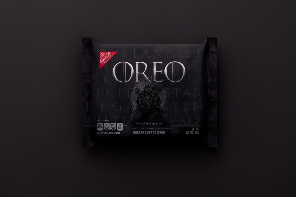 Oreo Wants To know Where Your Loyalties Lie With Limited-Edition