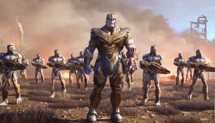 fortnite s new tie in with marvel studios avengers endgame doesn t just come with a limited time mode but also plenty of new free challenges and rewards - fortnite endgame heroes overpowered