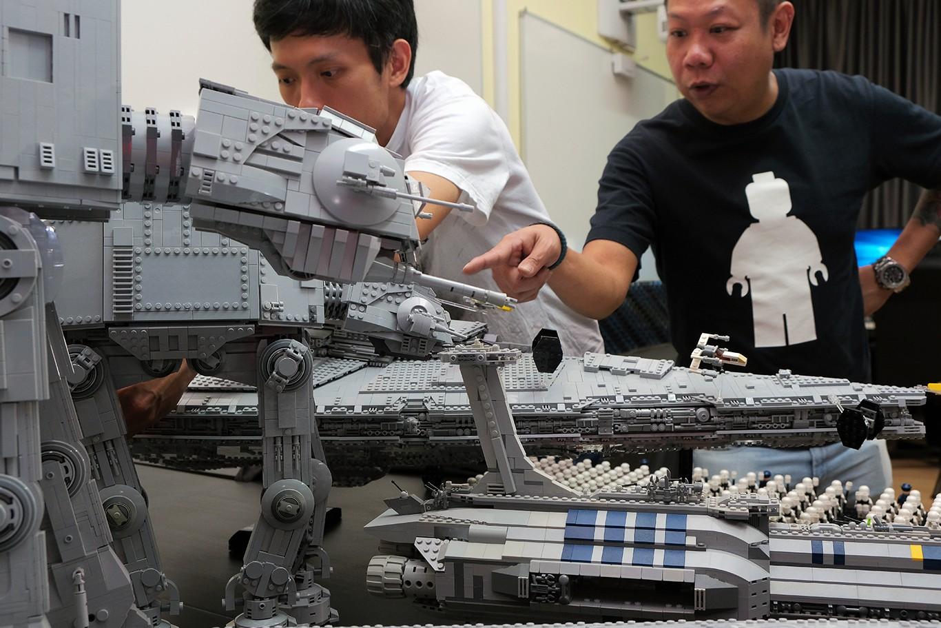Tireless Stormtrooper Building Blocks Star War Darth Vader Lord Anakin Skywalker With Weapon Sword Gun Anime Toy Toys & Hobbies