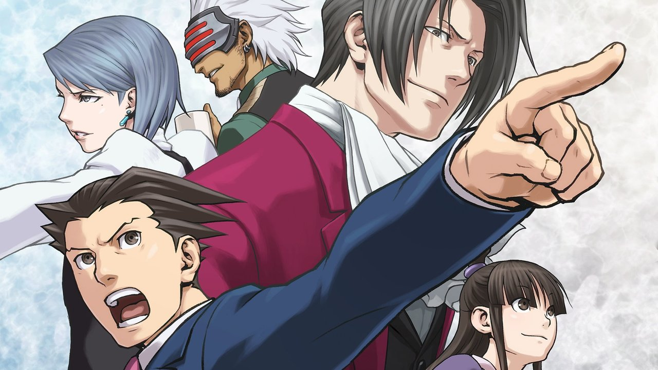 Geek Review - Phoenix Wright Ace Attorney Trilogy (1)