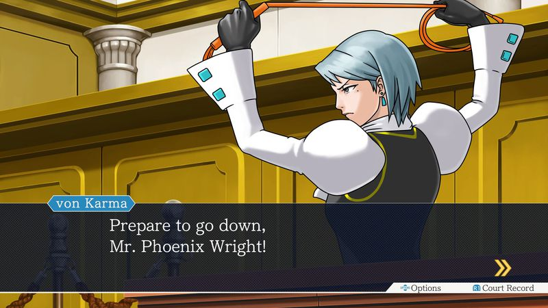Geek Review - Phoenix Wright Ace Attorney Trilogy (2)