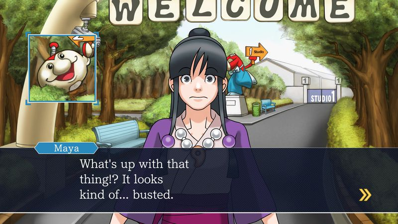 Geek Review - Phoenix Wright Ace Attorney Trilogy (3)