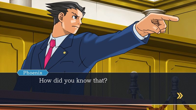 Geek Review - Phoenix Wright Ace Attorney Trilogy (5)