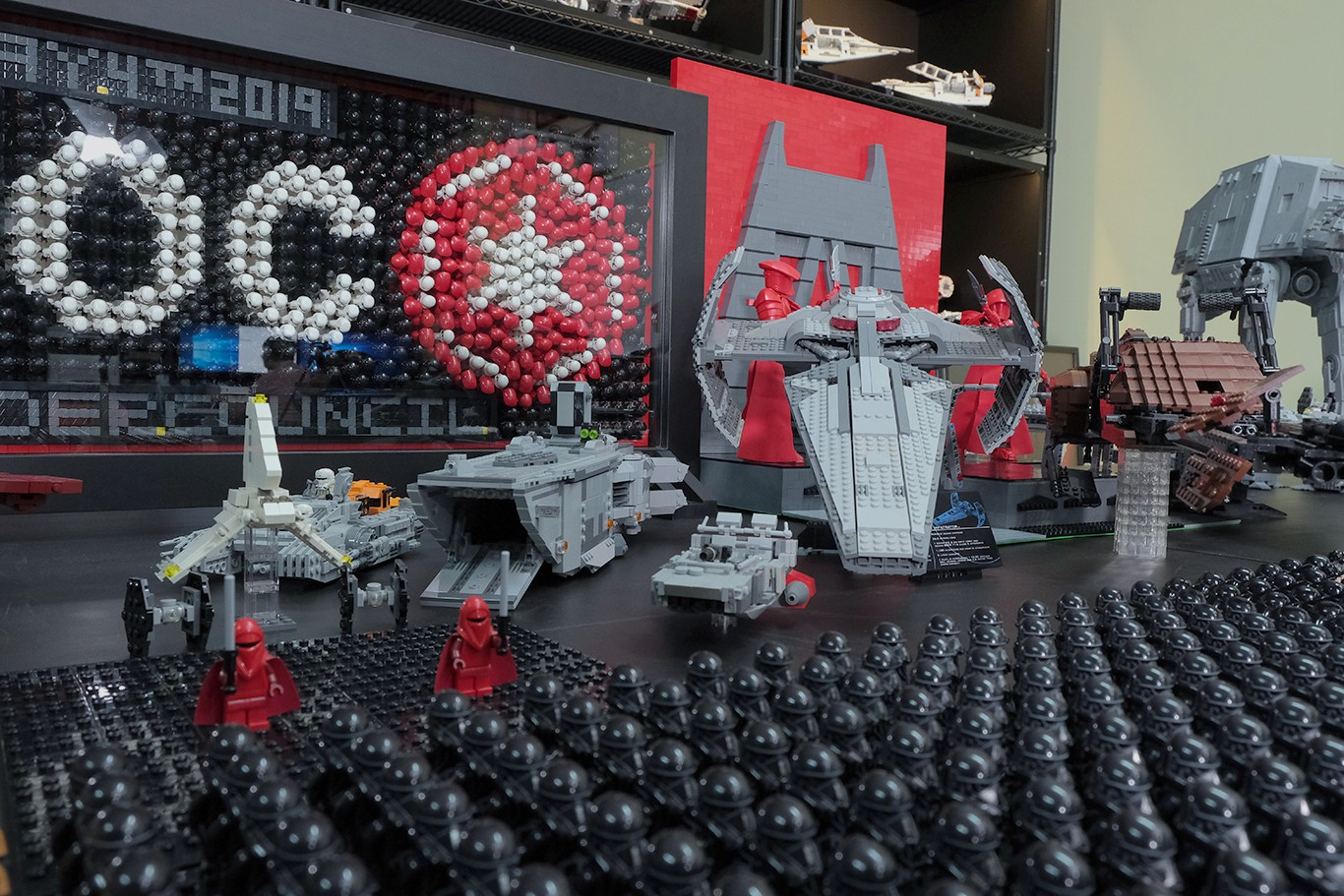 The Force Is Strong With This Group of LEGO Star Wars Fans