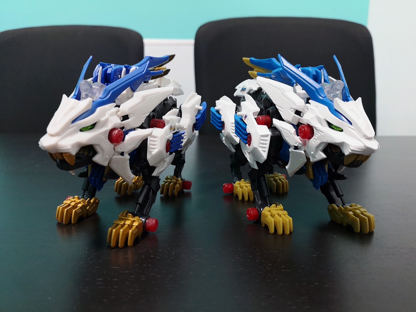 Geek Review: Zoids Wild Special Edition Wild Liger | Geek Culture