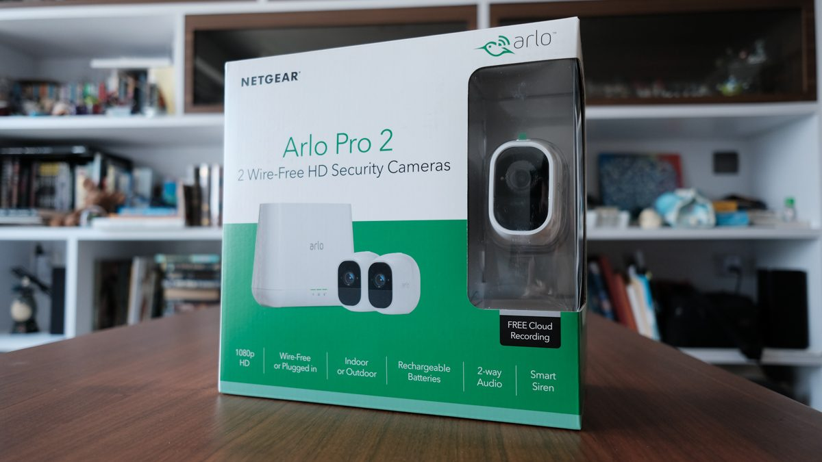 Geek Review: Arlo Pro 2 | Geek Culture