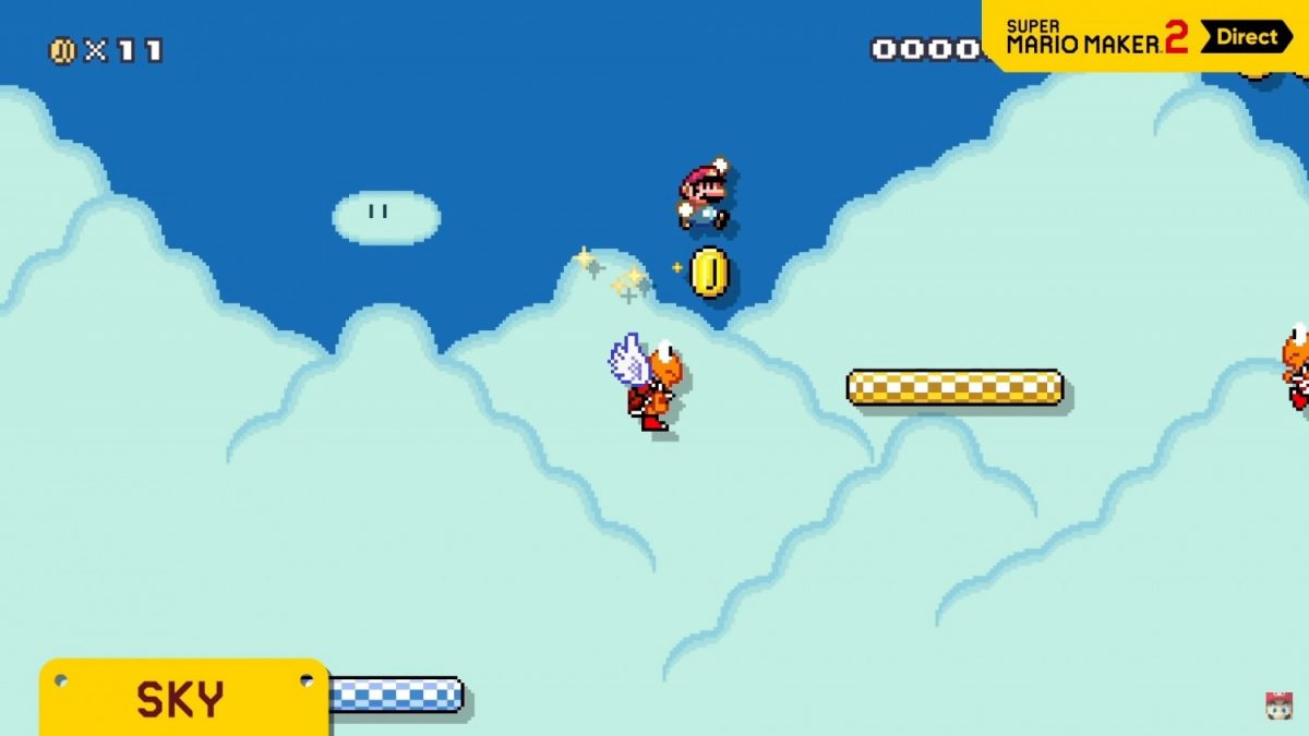 Super Mario Maker 2 Will Feature Several Multiplayer Modes