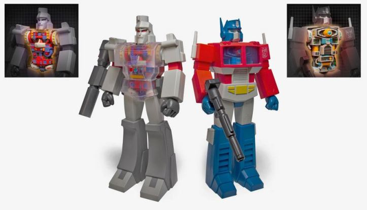 Super7 Teases New Transformers Toy With Short Instagram