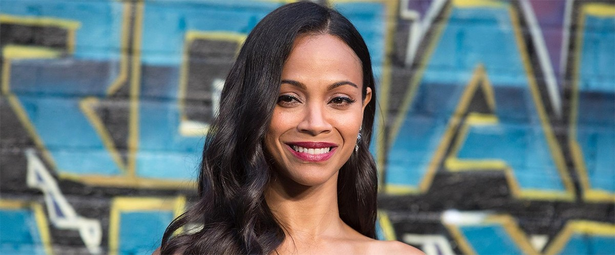 With Avengers Endgame Zoe Saldana Has Starred In Three Of