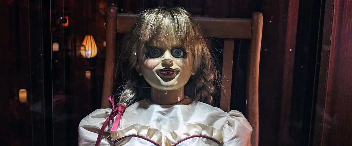 Horror Fans Can Now Pay Annabelle A Visit In Singapore