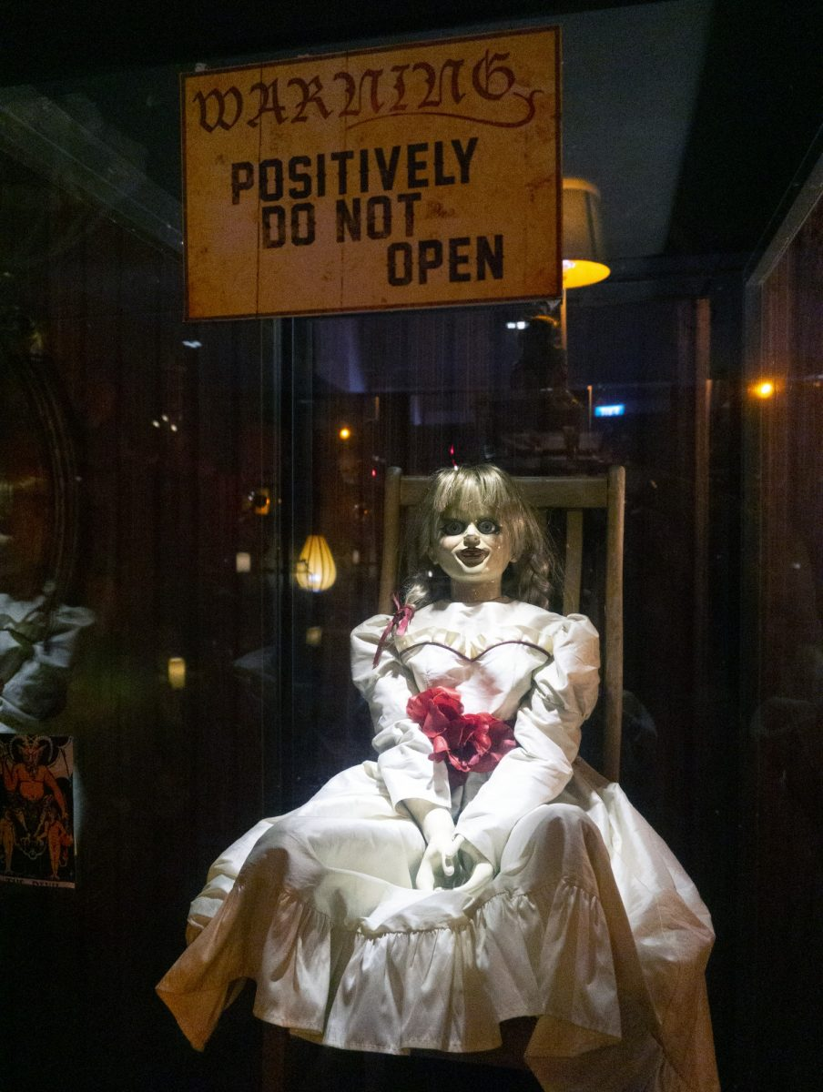 Horror Fans Can Now Pay Annabelle A Visit In Singapore | Geek Culture