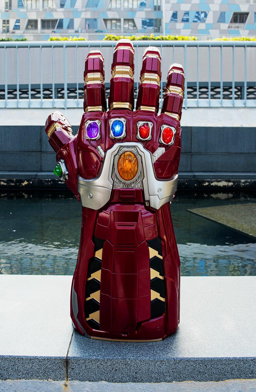 Geek Review - Hasbro Marvel Legends Series Avengers: Endgame