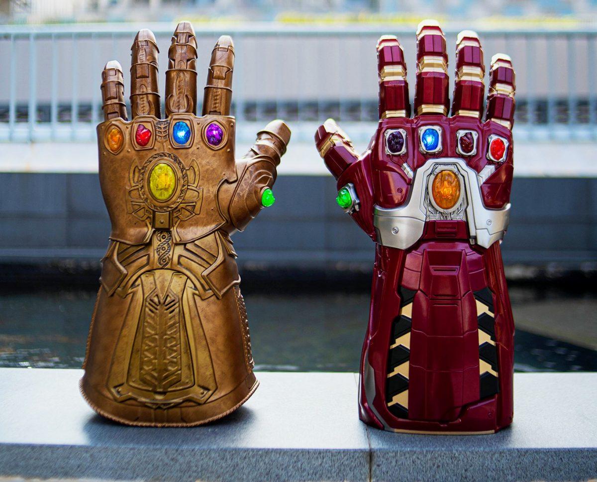 marvel legends power gauntlet infinity gauntlet