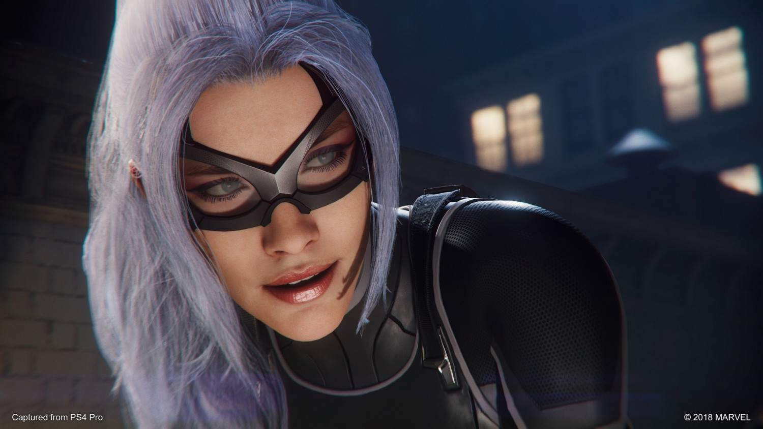 cd651d2271c Sony Pictures had originally intended to make a Black Cat and Silver Sable  team-up movie. The idea was later scrapped and the studio then decided it  wanted ...