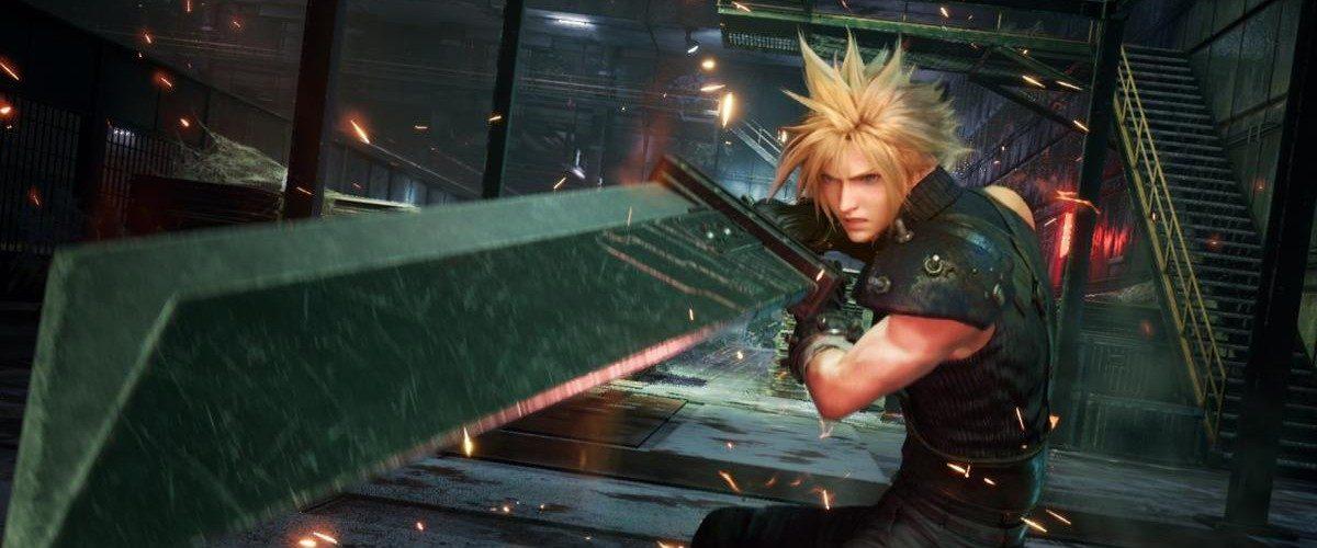 Final Fantasy Vii Remake Screenshots Bring Visual Glory To