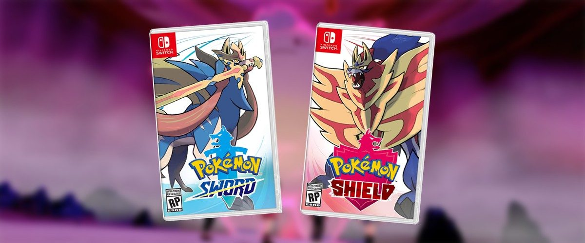 Here Are The Different Pokemon Sword And Shield Versions Available